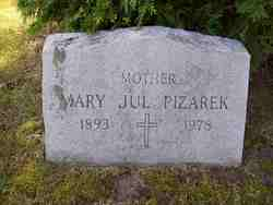 Maria Juliana <i>Mark</i> Pizarek