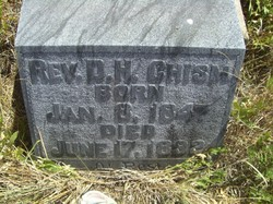 Rev D J Chism