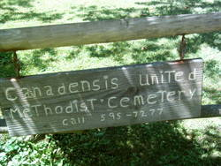 Canadensis United Methodist Cemetery