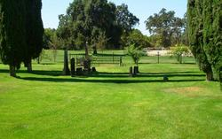Colonel James J. Stevinson Cemetery