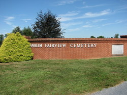 Manheim Fairview Cemetery