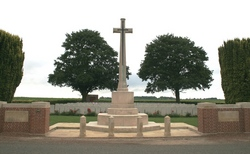 Cantimpre Canadian Cemetery, Sailly