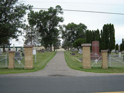Saint Patricks Church Cemetery