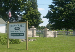 Haw Creek Cemetery