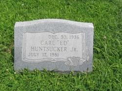 Carl Ed Huntsucker, Jr