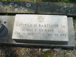 George Dewey Bartlett