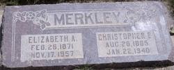 Elizabeth Aldura <i>Hatch</i> Merkley