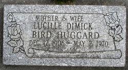 Lucille <i>Dimick</i> Huggard