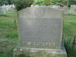 Anna Washington <i>Fairbanks</i> Blackmar