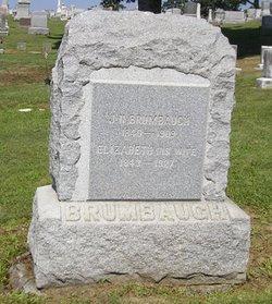 Elizabeth J. <i>Lewis</i> Brumbaugh