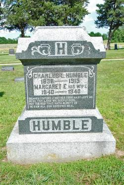 Margaret Elizabeth <i>Rose</i> Humble