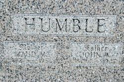 John W. Humble