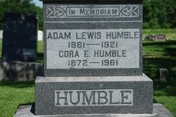 Adam Lewis Humble