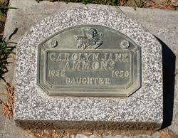 Carolyn Jane Ammons