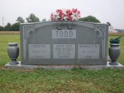 Sandra Ellen Sandy <i>Todd</i> Russell
