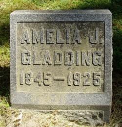 Amelia Jane <i>Taylor</i> Gladding
