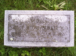 Dr Sidney Moore Bunker