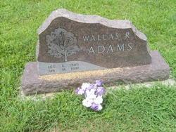 Wallas R. Adams