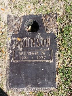 William Maurice Brunson