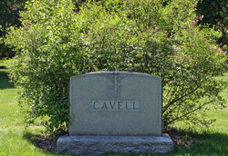 Barbara A. <i>Cavell</i> Waldecker