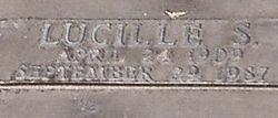 Effie Lucille <i>Shinn</i> Brookshire