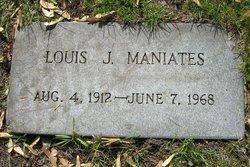 Louis James Maniates
