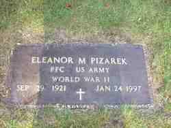 Eleanor M <i>Mikulski</i> Pizarek