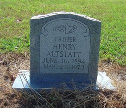 Henry Altstatt