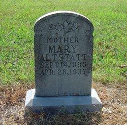 Mary Altstatt