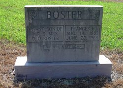Infant son Boster