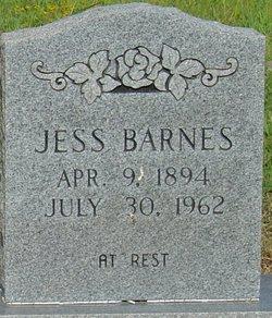 Jess Barnes