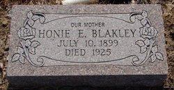 Honie E. Blakley