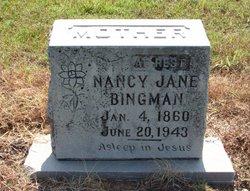 Nancy Jane Bingman