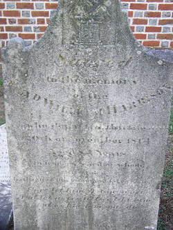 Rev William Harrison