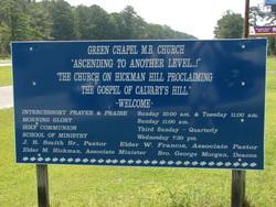 Hickman-Hill Cemetery