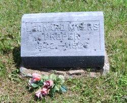Leonard Myers Proper