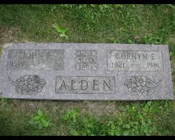 Cornyn E Alden