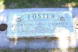 Hyrum Elon Foster