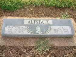 J. F Altstatt