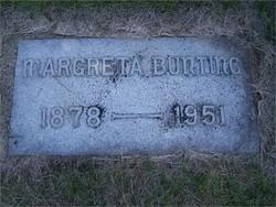 Margreta Greta <i>Parkin</i> Bunting