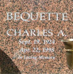 Charles A Jerry Bequette