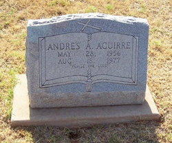 Andres Augustine Andy Aguirre