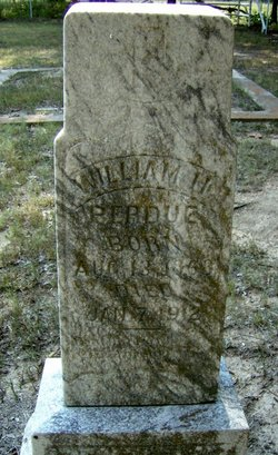 William Henry Perdue