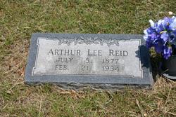 Arthur Lee Reid