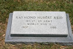 Raymond Hubert Reid