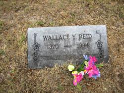 Wallace Yare Reid