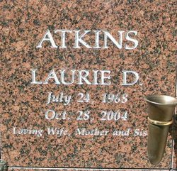 Laurie Darlene <i>Padilla</i> Atkins