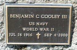 Benjamin Clark Cooley, III