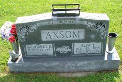 Alva Eugene Axsom