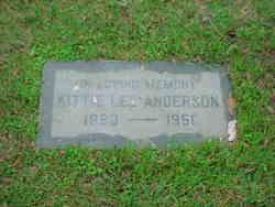 Kittie Lee Anderson